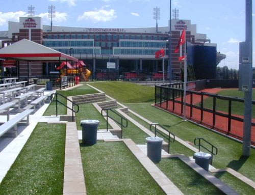 Patterson Stadium Improvements