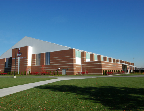 University of Louisville – Trager Indoor Training Facility